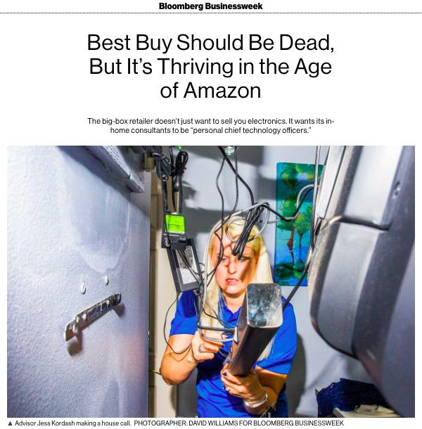 Best Buy should be dead