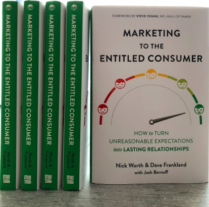 Marketing to the Entitled Consumer - the book